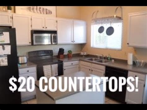How To Get Rust A Countertop rust oleum countertop coating review and how to 20 diy