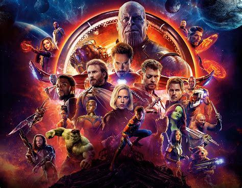 Infinity War Wallpaper 8k Ultra Fond D'écran Hd