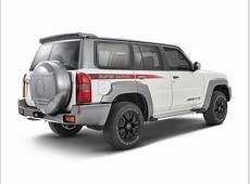 Nissan Patrol Super Safari نيسان باترول سوبر سفاري 2017