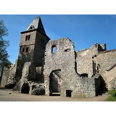 Frankenstein Castle Darmstadt GermanyCastlesPinterest