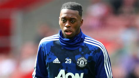 Man United full-back Wan-Bissaka out of England squad with ...