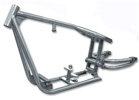 Custom Motorcycle Frames Softails Or Rigids Warlord Frame