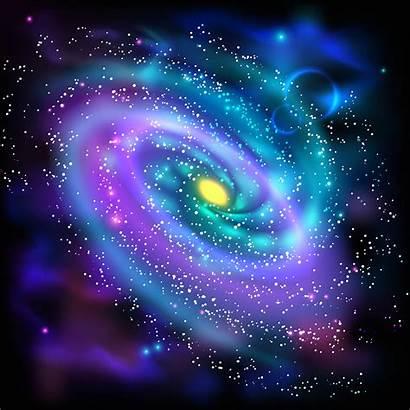 Galaxy Galaxia Spiral Negro Fondo Sfondo Cosmos