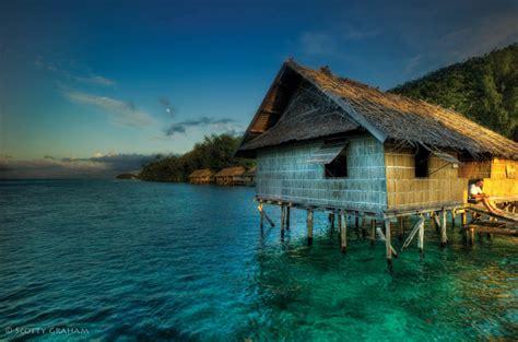 Papua Diving Resorts, Kri Island, Raja Ampat, Indonesia