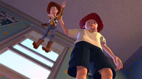 Toy Story 2 Woody Nightmare