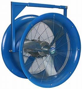 High Velocity Fans