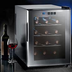 Glasweinklimaschrank Für 8 Flaschen Oder 12 Flaschen