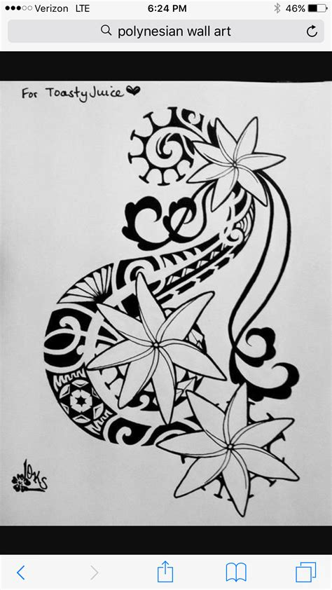 Pin by Katie Cooke on Nice Tattoos   Tahitian tattoo, Samoan tattoo, Hawaiian tattoo