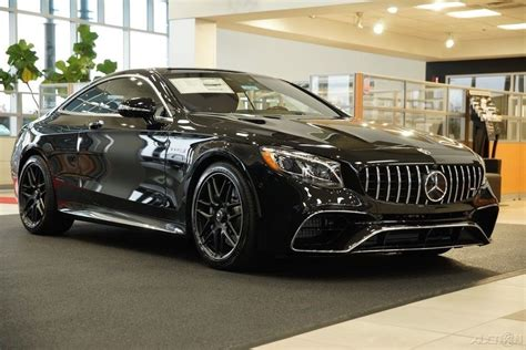 mercedes benz  class amg   matic coupe