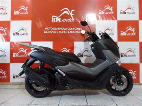 Yamaha Nmax 2018 Preta by Kmmotos Nmax 160 Preta 2018 1 Km Motos Sua Loja De