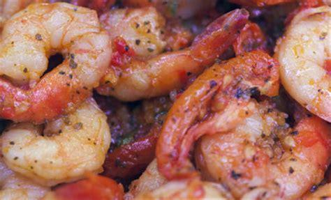 xeres cuisine crevettes au vinaigre de xérès pour 2 personnes recettes