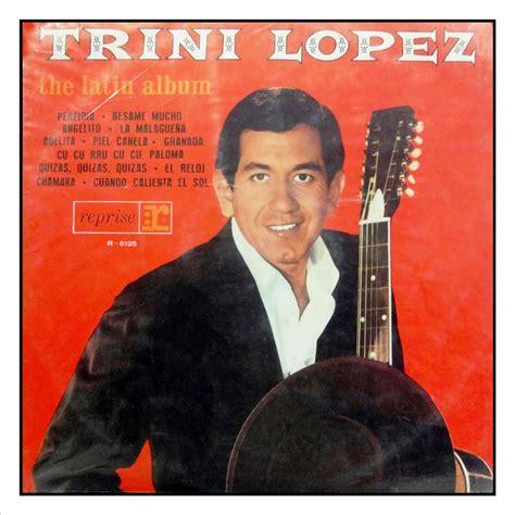 trini lopez  latin album