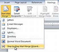 Word 2010 Using Mail Merge Lesson 24 Windows IT How To Create Merged Letters With MS Word 2010 S Mail EPub Mailing Word 2010 Mail Merge For Dummies Creating Address Labels In Word