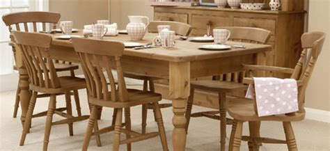 pine farmhouse tables and chairs amish chairs and