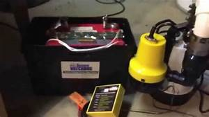 The Basement Watchdog Combo Sump Pump With Battery Back Up