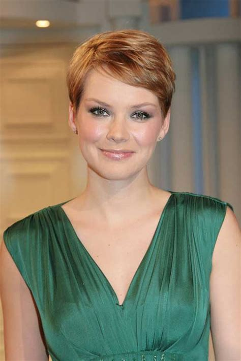 great pixie cuts short hairstyles