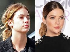 Ashley Benson from Stars Without Makeup E! News Canada