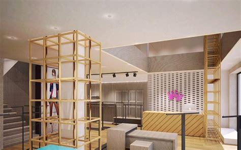 mens clothing chain store interior design ideas