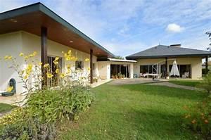 Maison à La Campagne : la maison plain pied moderne ~ Melissatoandfro.com Idées de Décoration