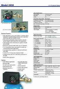 Commercial Iron Removal Water Filter System