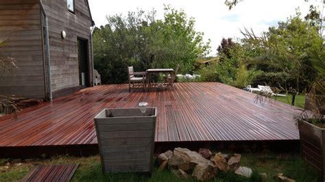 conception cuisine but terrasse massaranduba bois exotique