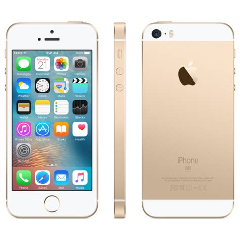 iphone se gold iphone se gold