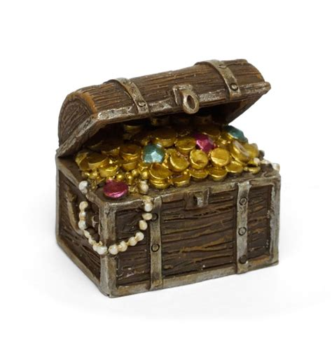 Pirates Treasure Chests  Mini Treasure Chest