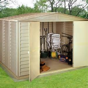 10 x 8 duramax woodbridge plastic shed what shed