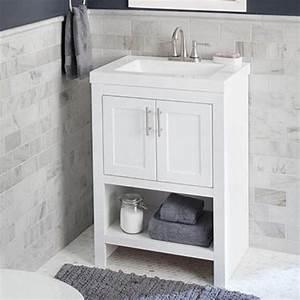 Shop Bathroom Vanities Vanity Cabinets At The Home Depot ...