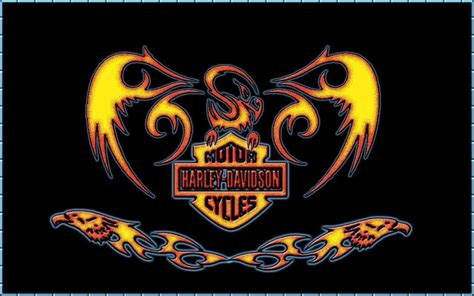 Harley Davidson 3d Wallpapers