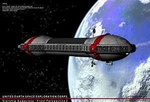 Realistic Spaceship Design Projects 2 – Science Fiction ...