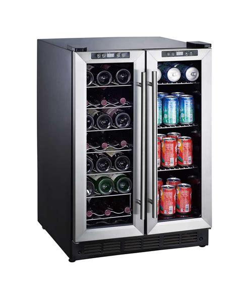 wine beverage cooler beverage coolers kitchen