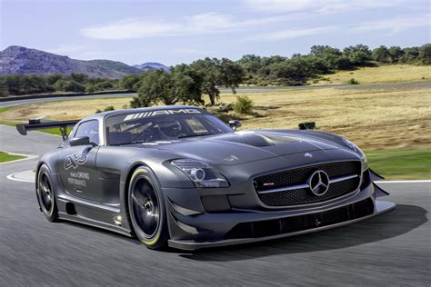 Mercedes Benz Sls Amg Gt3 45th Anniversary Photos And