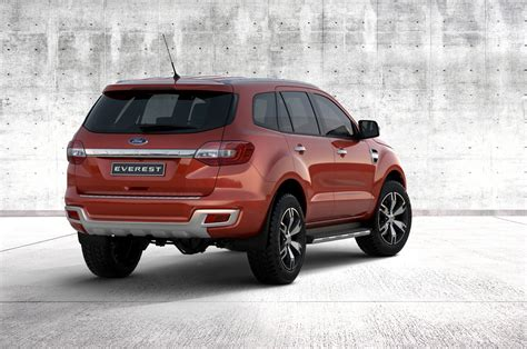 2018 Ford Everest Wallpapers9