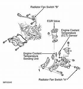 Fan Relay Switch Honda Odyssey