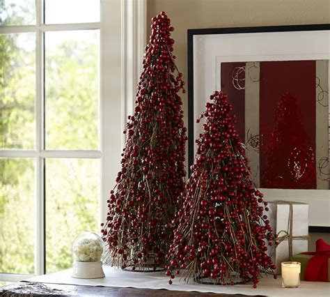 christmas tree alternatives  small spaces
