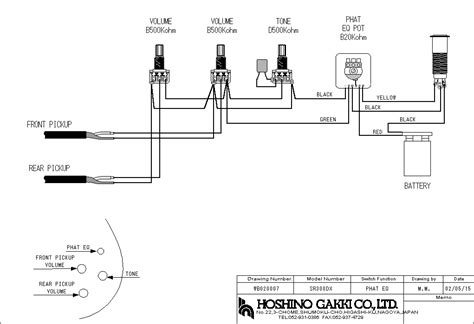 ibanez ergodyne edb wiring diagram needed talkbasscom