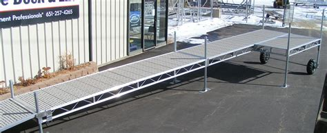 Boat Dock Manufacturers In Minnesota by Marine Dock Gallery