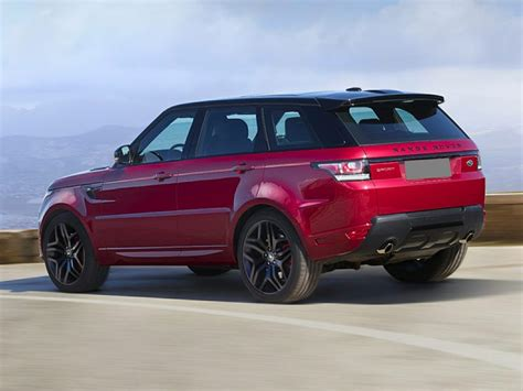 Land Rover Range Rover Picture by 2017 Land Rover Range Rover Sport Specs Pictures Trims