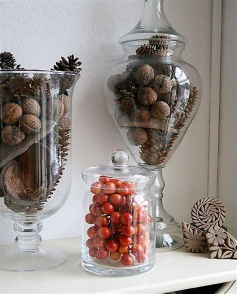 Decorating Ideas Glass Jars by 5 Easy Fall Decorating Ideas For Your Home Muddle Up
