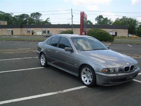 2002 Bmw 525i For Sale by Sell Used 2002 Bmw 525i Sport Package Clean No Reserve