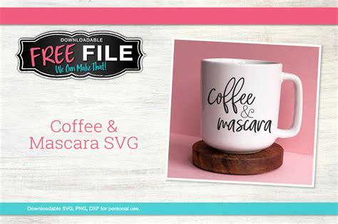 coffee  mascara svg