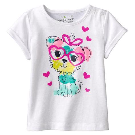 hot sale girls  shirts cute baby tees shirts shorts boy