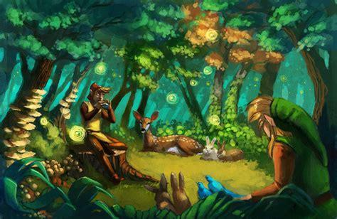 Zelda Art Thread Page 15 Neogaf