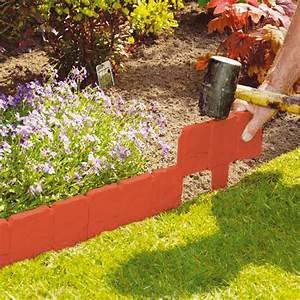 Plastic, Cobbled, Stone, Effect, Led, Garden, Edging, Hammer, Lawn, Edging, Plant, Border