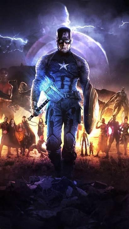 Captain America Mjolnir Iphone Thor Hammer Endgame