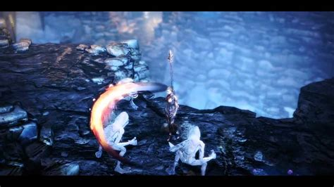 dungeon siege 3 trailer dungeon siege iii exclusive debut gameplay trailer hd
