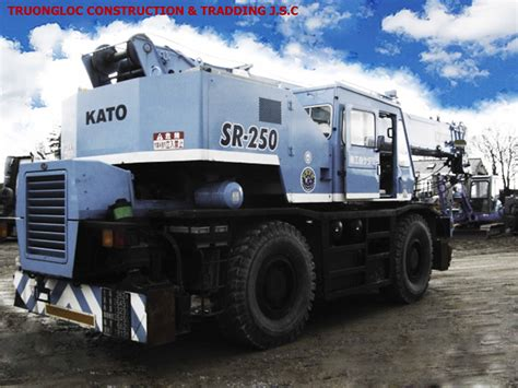 25 Ton Floor For Truck by Kato 25 Ton Truck Crane