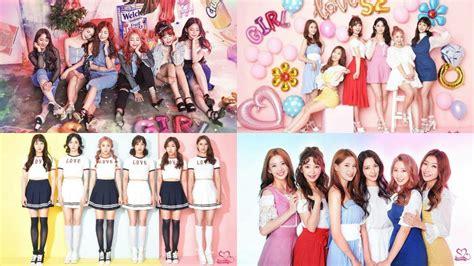 Kpop Debuts Januaryaugust So Far [2017] Girl Groupssolo