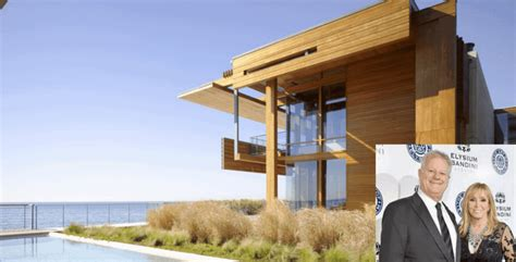 michael smiths  malibu beach home